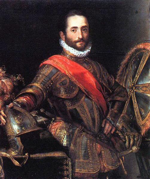 Портрет Франческо II делла Ровере, герцога Урбино, БАРОЧЧИ, ФЕДЕРИКО (BAROCCI, FEDERICO)