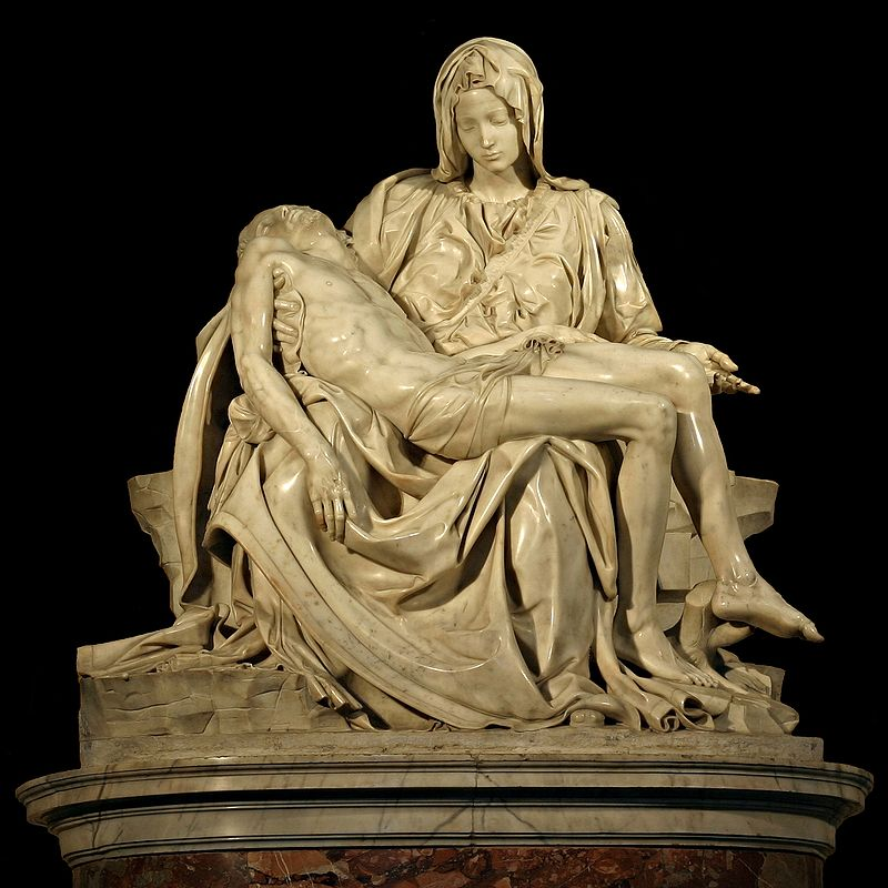Скульптура Пьета (Pieta) Микеланджело в ...: www.wm-painting.ru/L/p2_articleid/1247