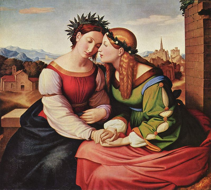 Немецкое искусство и живопись - Об искусстве