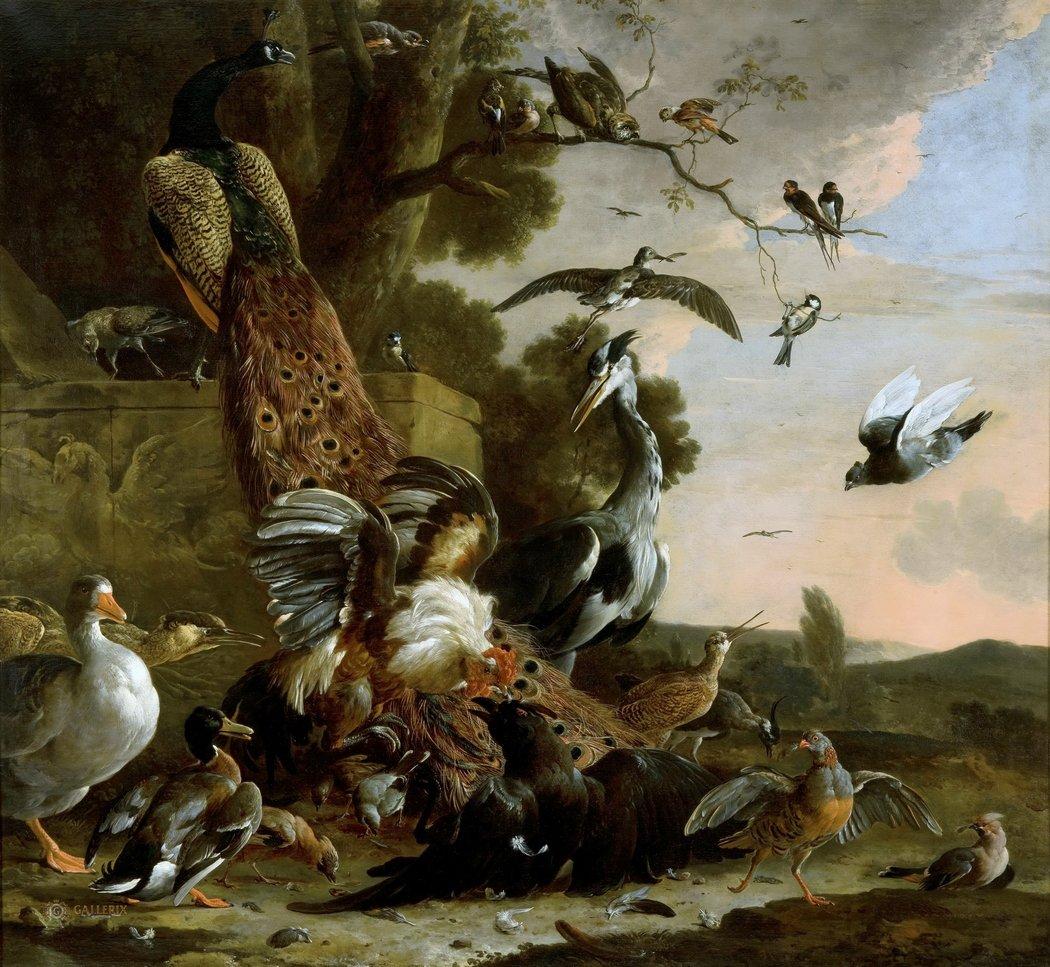 исскуство 17 века: