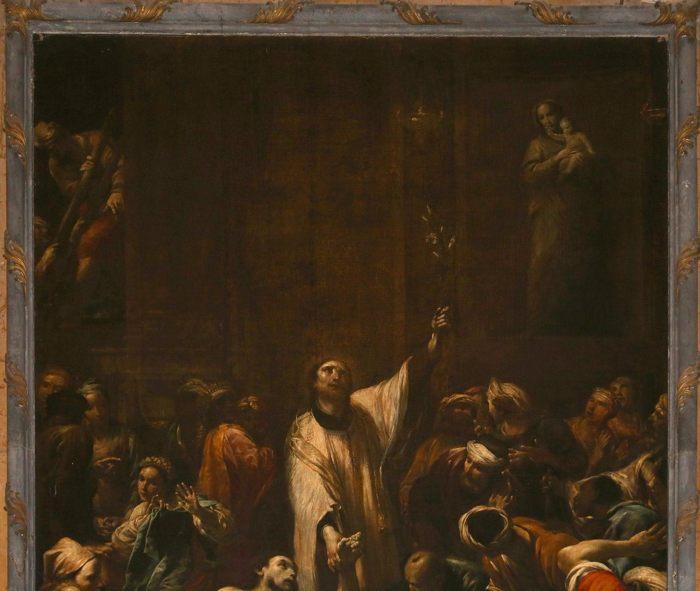 """Фото (репр. картины) для статьи: """"Креспи, Джузеппе Мария - религиозные сюжеты, портреты, натюрморты, бытовые сцены"""""""