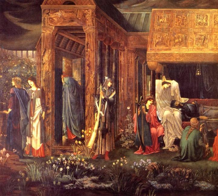 """Комментарии для """"Последний сон короля Артура в Авалоне"""""""