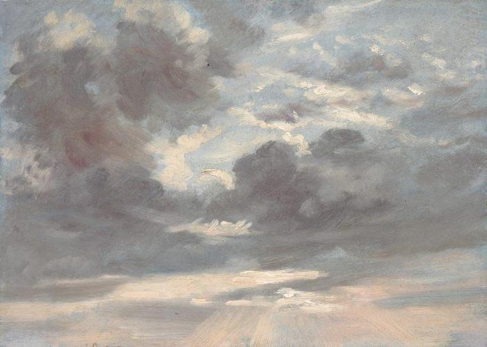 """Фото (репр. картины) для статьи: """"Джон Констебл - английские романтические пейзажи"""""""
