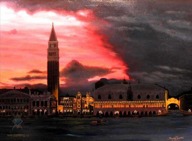 Огни Венеции :: Sergio Zampieri -  Серджио Зампьери ( Италия ) фото
