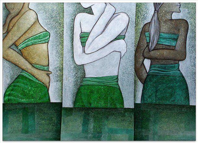 Позы :: Кадек Мулиарса - Арт Деко, Ар Нуво, Модерн ( дизайн интерьера) фото