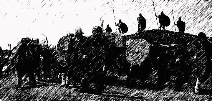 """Фото (репр. картины) для статьи: """"Топ 10 рыцарских фильмов"""""""