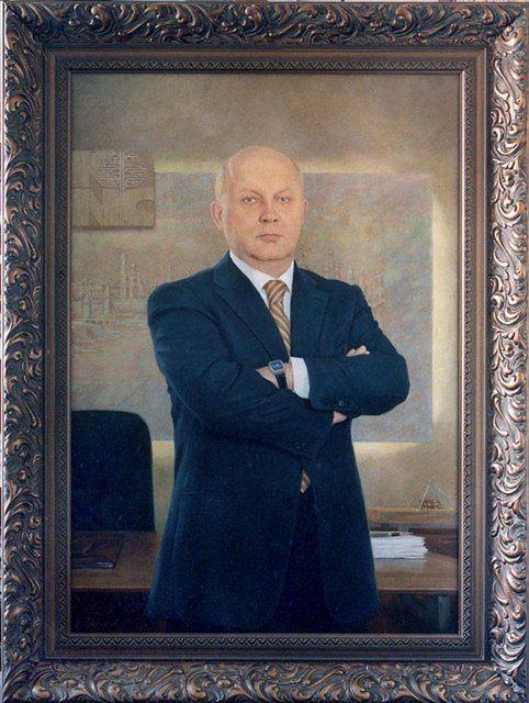 мужской портет Гончарук :: Е. Демаков   - Мужской портрет фото