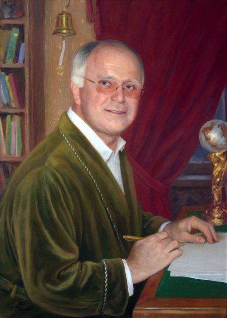 Мужской портрет :: Е. Демаков - Мужской портрет фото