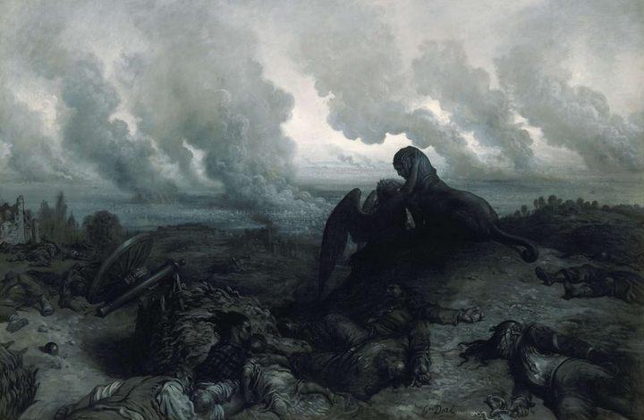 Выставка живописи - Гюстав Доре – сила воображения