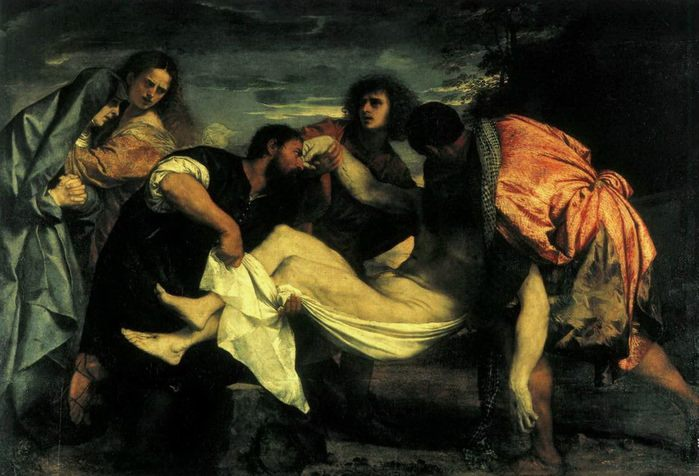 Тициан, картина