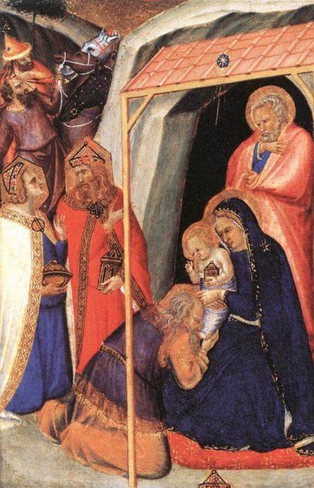 Ведущую роль в итальянской живописи 13 столетия играла византийская традиция. Италия представляла собой пестрый конгломерат культурных центров. Особую роль среди многочисленных местных школ играла Флоренция и вообще область Тоскана - города Пиза, Лукка, Сиена. Первые признаки Возрождения согласно Вазари появляются в конце 13 века вместе с двумя великими флорентинцами - Чимабуэ и Джотто, которые отбросили византийские приемы и возвратились к подлинным античным традициям. Живописная реформа Джотто оказалась источником плодотворных и творческих поисков художников 14 столетия.