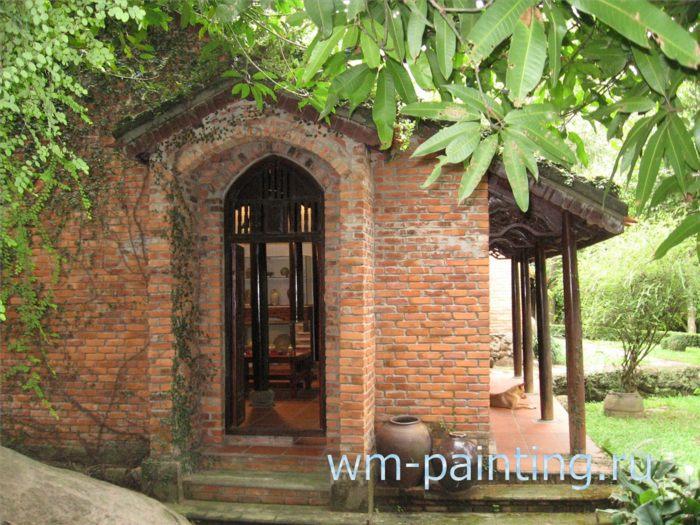 Музей Донг Динь в городе Дананг, Вьетнам