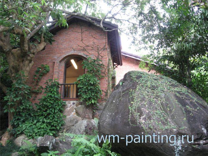 Музей Донг Динь в городе Дананг