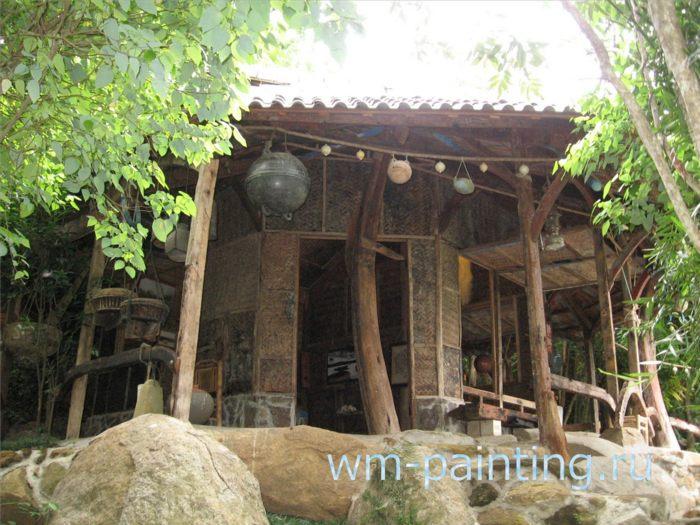 В экспозиции музея Донг Динь представлены предметы как современной, так и древней керамики