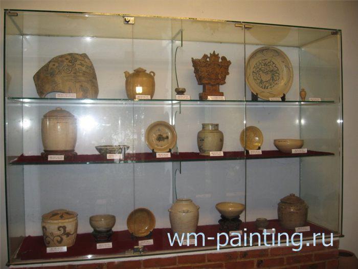 Коллекция вьетнамской керамики XII - XV в.в.