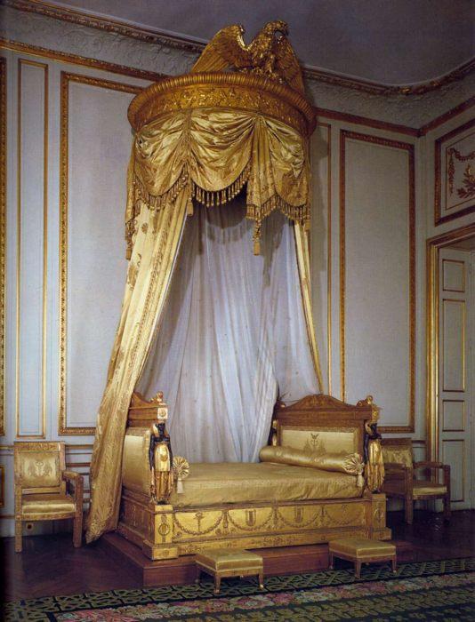 Церемониальная спальня Полины Боргезе, Джакоб Джорд