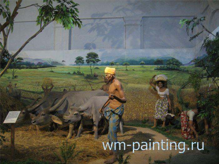 Экономика Шри-Ланки с древних времен и до наших дней базируется на земледелии