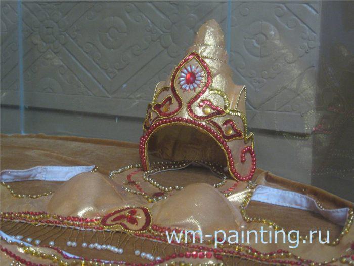 Облачение для танца Апсары - Музей и центр культуры народа Чам, Вьетнам