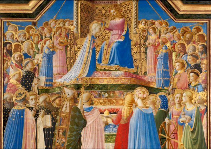Флоренция в IV веке была лидирующим культурным центром Италии. Проживший всего 27 лет талантливый флорентийский художник Мазаччо в значительной степени определил пути развития флорентийского искусства после 1425 года. Именно Мазаччо сформулировал те задачи, которые будут решать его последователи во Флоренции: перспектива как средство построения пространства в картине, анатомия человека, свет, повествование в живописи. Флорентийская живопись IV (14) века.