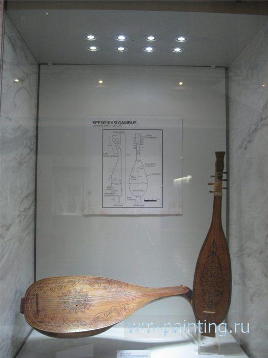Национальный Музей Малайзии. Куала-Лумпур - Гамбус