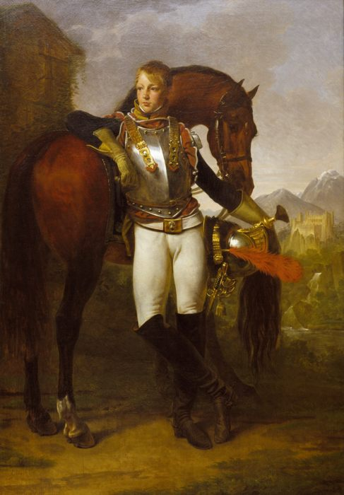 Лейтенант Шарль Легран - Антуан-Жан Гро - Разное фото