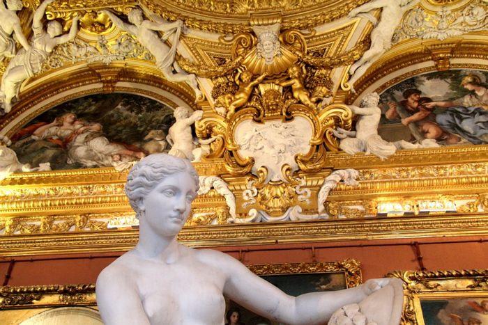Галерея Палатина (Палаццо Питти)