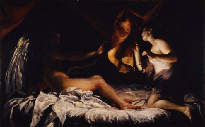 Амур и Психея :: Креспи Джузеппе Мария - Разное фото
