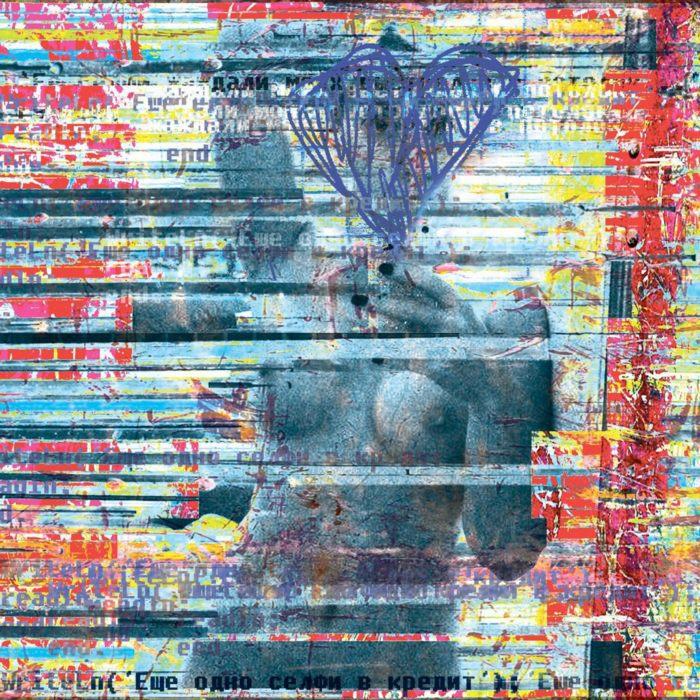 картина Селфи в кредит - НЮ - современная эротическая живопись фото