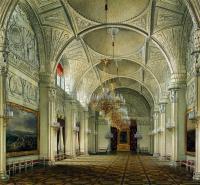 Барокко, Ампир, Возрождение, Роккоко ( дизайн интерьера) - Александровский зал