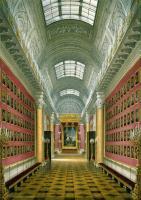 Барокко, Ампир, Возрождение, Роккоко ( дизайн интерьера) - Военная галерея 1812 года в Зимнем дворце