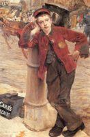 """Фото (репр. картины) для статьи: """"Детский портрет - картины современных художников"""""""
