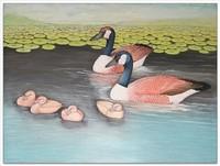 Современная живопись Индонезии - Семейство