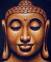 Современная живопись Индонезии - Будда