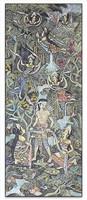 Современная живопись Индонезии - Сказка