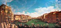 Архитектура - Регата на большом канале
