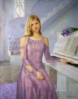 Детский портрет - Саша