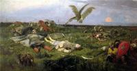 Разное - После побоища Игоря Святославича с половцами