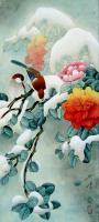 Современный натюрморт художников мира - Первый снег