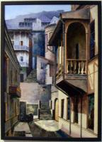 Архитектура - Старый Тбилиси