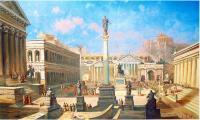 Архитектура - Римский форум