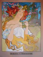 Репродукции - копии маслом  шедевров живописи - Копия картины Альфонса Мухи