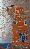 копии картин Климта - Упоение