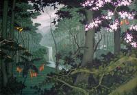 Пейзажи ( пейзажная живопись ) - Лес