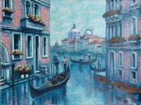 Городской пейзаж, архитектура - Венеция