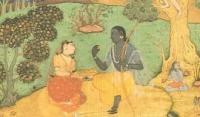 Рамаяна – индийские миниатюры в национальном музей Нью Дели