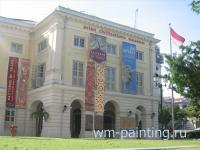 Сингапур.  Музей цивилизаций Азии. (Asian Civilizations Museum, 1 Empress Place, Singapore)