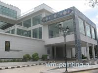 Музей искусства Ислама. Куала-Лумпур. (Islamic Arts Museum Malaysia, Jalan Lembah Perdana, 50480, Kuala Lumpur, Malaysia)