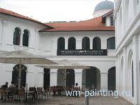 Сингапур. Музей изобразительного искусства