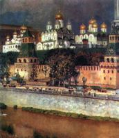 Аполлинарий Михайлович ВАСНЕЦОВ: Кремль, 1892