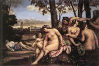 Разное - Картина Смерть Адониса, Себастьяно дель Пьомбо
